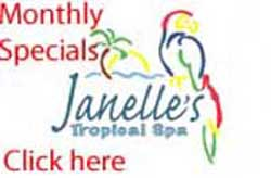 Janelle's Tropical Spa