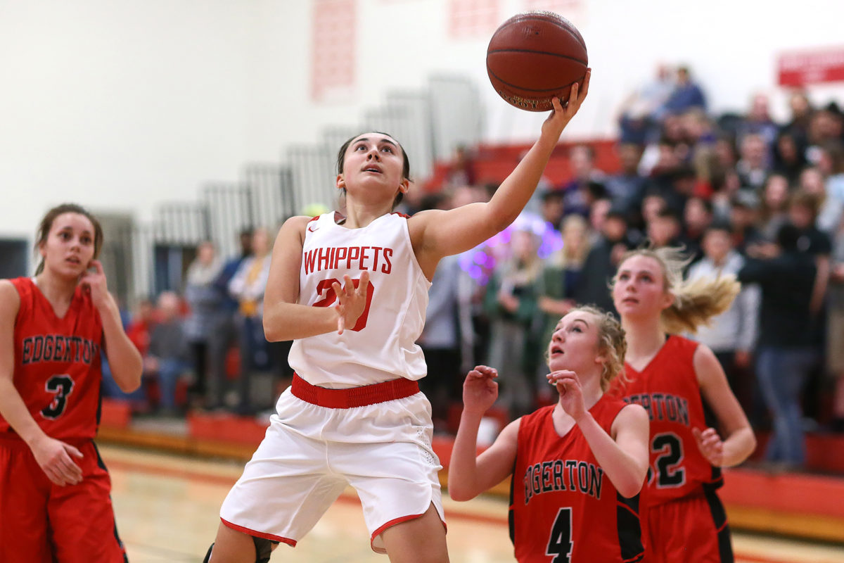 Ali Ketterhagen had 15 points and a team-high 14 rebounds.