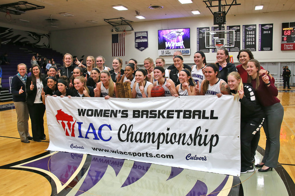 UW-Whitewater Sports: Women's Basketball Wins WIAC ...