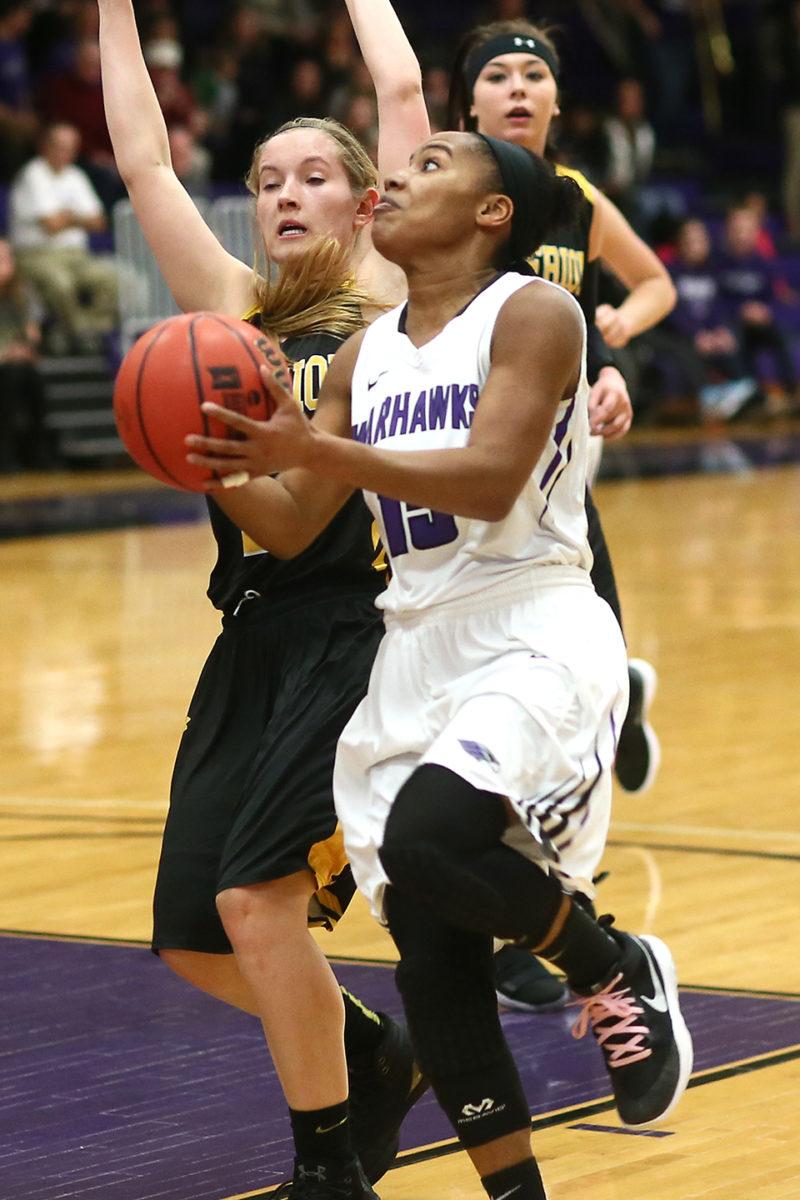 Senior Malia Smith