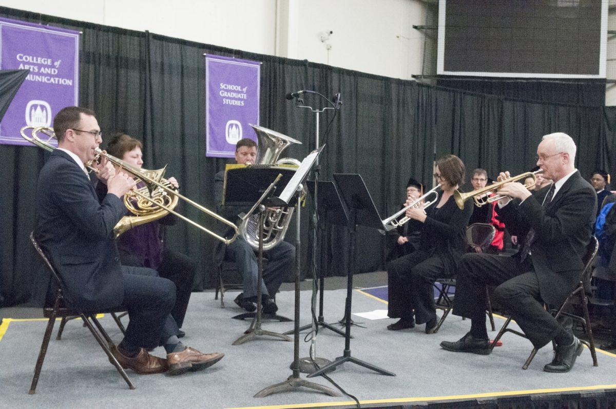 Whitewater Brass Quintet