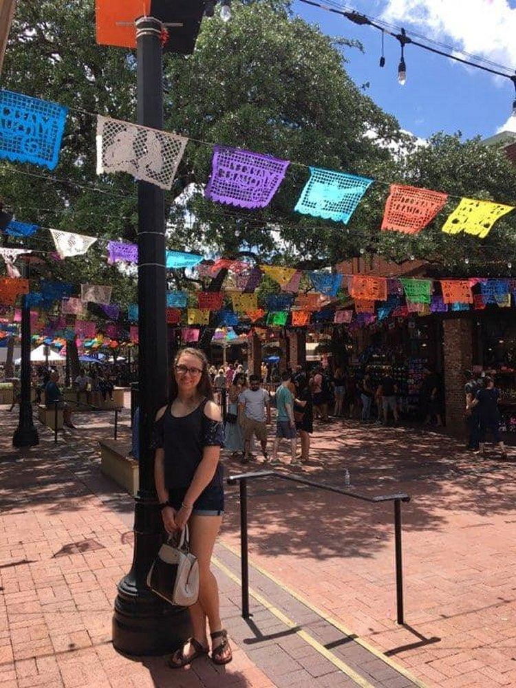 Old Market in San Antonio