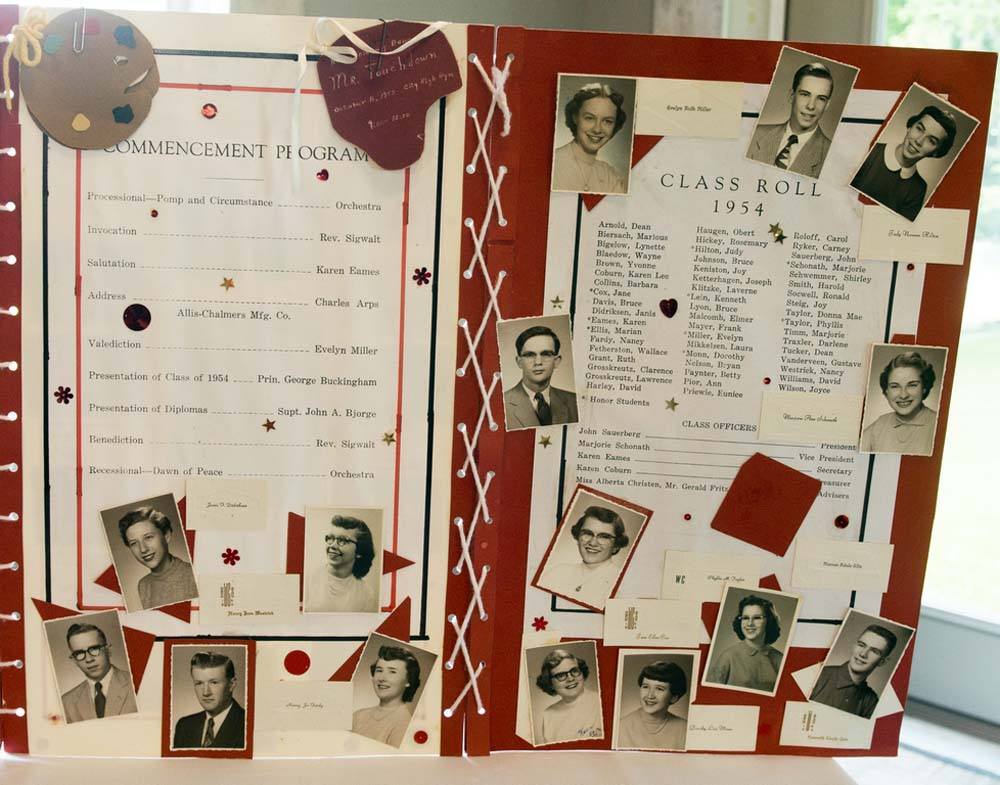 WHS Class of 1954 reunion 7-6-19 #507