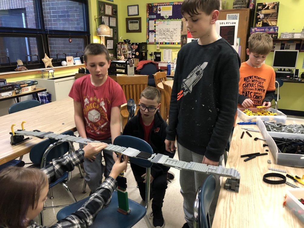 Middle School Building Challenge
