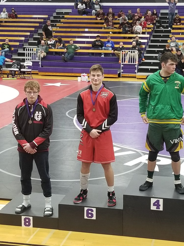 Gehrig Monday 6th Place